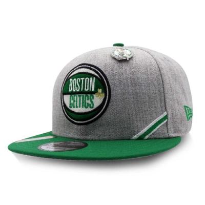 New Era 950 NBA DRAFT 棒球帽 塞爾提克