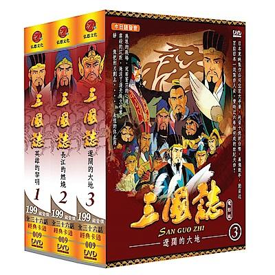 三國誌 電影版 DVD