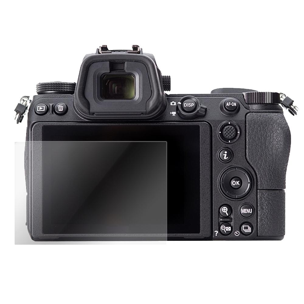 Kamera 9H 鋼化玻璃保護貼 for Nikon Z7 / 相機保護貼 / 贈送高清保護貼
