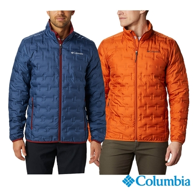Columbia 哥倫比亞 男款 -  Omni-HEAT 保暖650羽絨立領外套 UWE09550