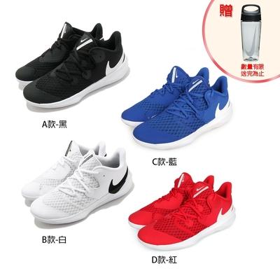 【時時樂限定】NIKE HYPERSPEED COURT 羽球鞋 運動鞋 奧運 排球 桌球鞋 氣墊 避震 包覆 男鞋(共四色)