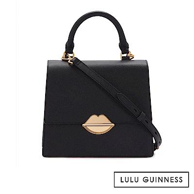 LULU GUINNESS PATTY 側背包 (黑)