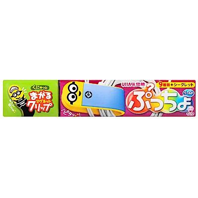 UHA味覚糖 黃色小兵噗啾條糖[附玩具](50g)