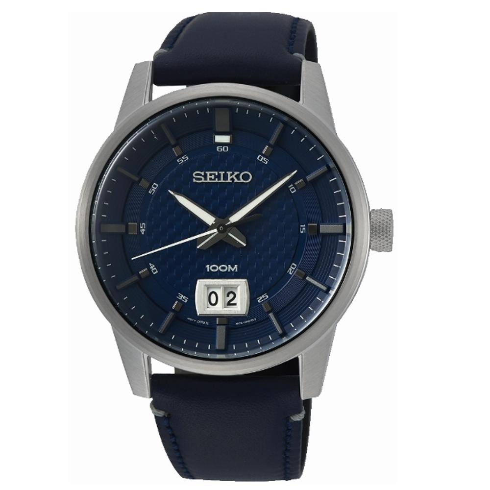 SEIKO CS即刻準確時尚三針腕錶/SUR287P1/6N76-00H0B