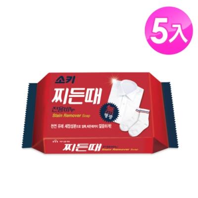 【韓國 MKH無窮花】襪子衣領洗衣皂5入
