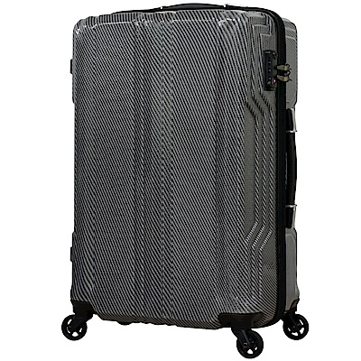 日本LEGEND WALKER 5603-59-24吋 PC FIBER 碳纖灰