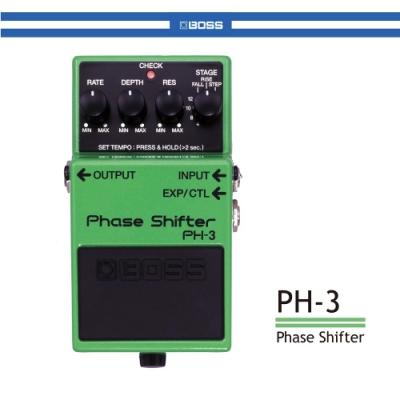 BOSS PH-3 相位調整效果器/贈導線/公司貨保固