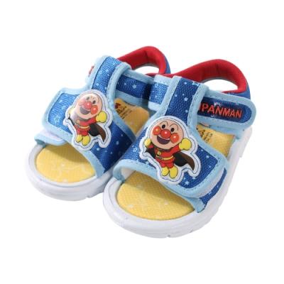 台灣製麵包超人寶寶嗶嗶涼鞋 sa90386 魔法Baby