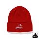 XLARGE SLANTED OG CUFF BEANIE毛帽-紅 product thumbnail 1