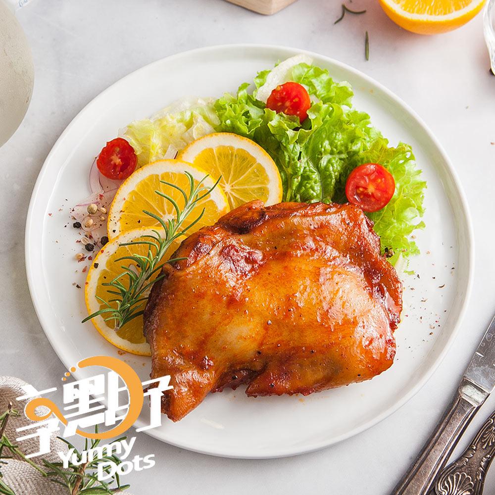 享點子 即食墨西哥辣烤雞腿排 9入(170g/入)