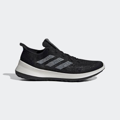 ADIDAS 休閒 健身 運動 慢跑鞋 男鞋 黑白 EF0324 Sensebounce+ SUMMER.RDY Shoes