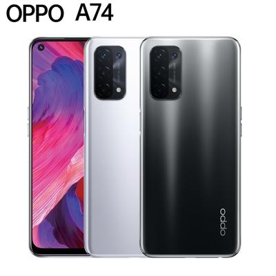 OPPO A74 5G (6/128G) 全能四鏡頭智慧手機