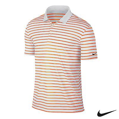 Nike Golf 男子排汗短袖POLO杉 橘 725532-868