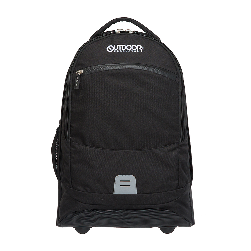 輕旅遊-三用拉桿後背包-黑色 OD0050BK