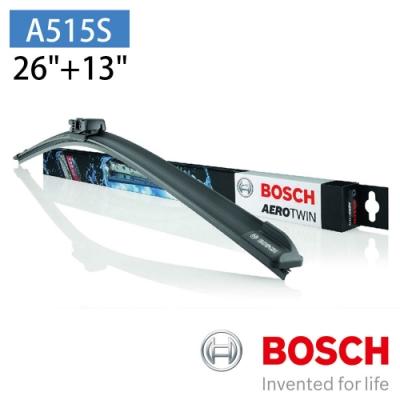 【BOSCH 博世】AERO TWIN A515S 26 /13 汽車專用軟骨雨刷