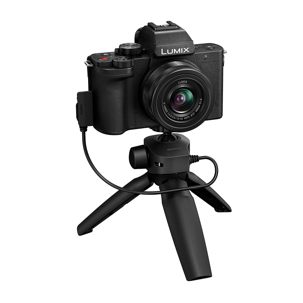 Panasonic Lumix G100 12-32mm + DMW-SHGR1 三腳架手柄組 (公司貨)