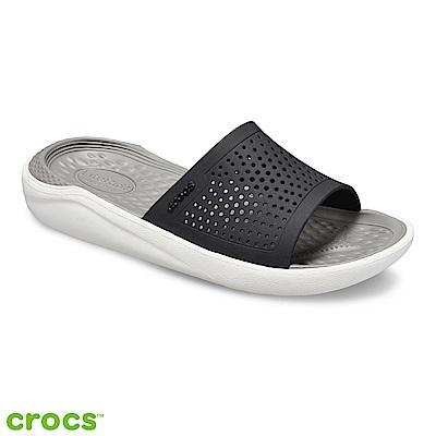 Crocs 卡駱馳 (中性鞋) LiteRide涼拖 205183-05M