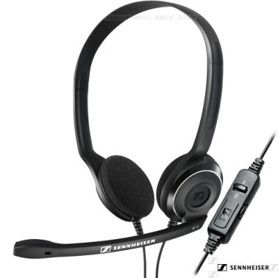 森海塞爾 SENNHEISER PC 8 USB 耳麥(耳機麥克風)