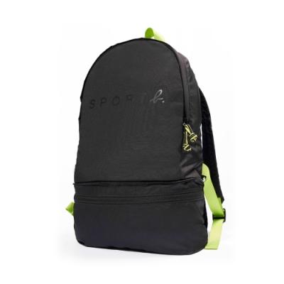 Sport b.多功能後背及腰包<b>2</b>用包 (黑)