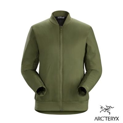 Arcteryx 始祖鳥 24系列 女 Semira 防潑水 化纖 飛行外套 森林綠