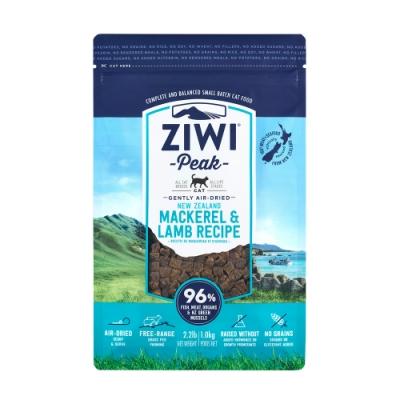 ZiwiPeak 巔峰 96%鮮肉貓糧 鯖魚羊肉 1Kg