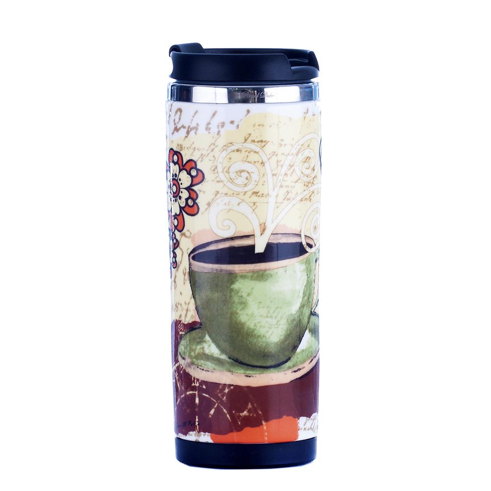 Royal Duke 時尚隨行杯320ml-咖啡下午茶(短暫保溫效果)