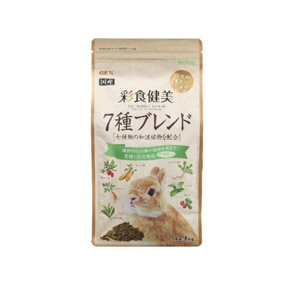 GEX《彩食健美》幼兔配方 1KG