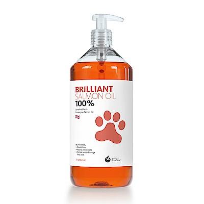 【北靈】挪威鮭魚油 300 ml (犬貓適用)