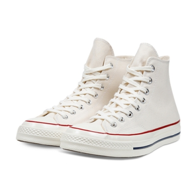 CONVERSE CHUCK 70 HI 中 高筒休閒鞋 米白 162053C