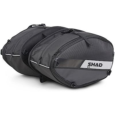 SHAD SL52 可擴式馬鞍包-防水.休旅.背包.腰包.油箱包 包款系列