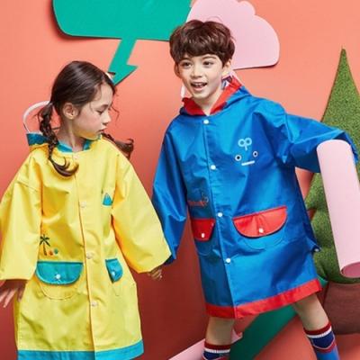 Lemonkid檸檬寶寶 牛津布兒童造型雨衣 (3款任選)