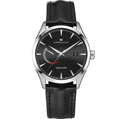 Hamilton 漢米爾頓 Jazzmaster系列機械腕錶(H32635731)