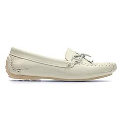 Clarks Natala Rio 女 休閒鞋 白