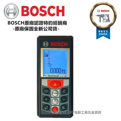 德國 BOSCH GLM 100 100米 雷射測距儀 測距儀 水平 角度