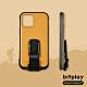 bitplay Wander Case iPhone 12 Pro Max (6.7吋)專用 獨創支架扣環掛繩軍規防摔立扣殼▲黃 product thumbnail 3