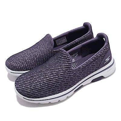 Skechers 健走鞋 Go Walk 5 運動休閒 女鞋