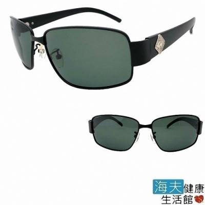 海夫健康生活館 向日葵眼鏡 鋁鎂偏光太陽眼鏡 UV400/MIT/輕盈 322035