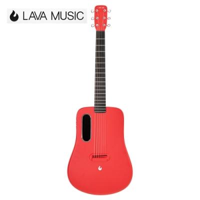 LAVA ME 2 L2 Freeboost 電民謠吉他 限量紅色款
