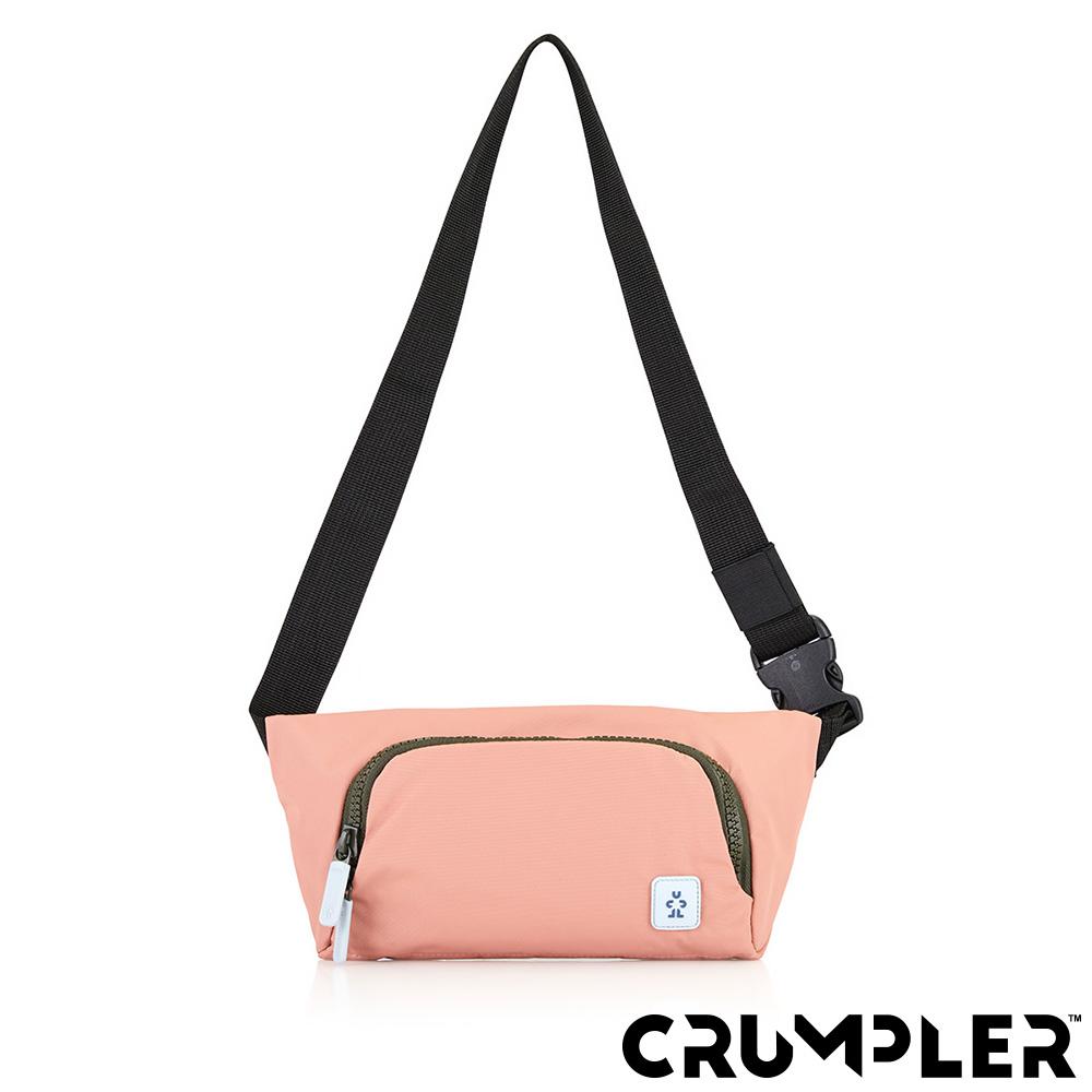 Crumpler 小野人 CLAM CHOWDER 克蘭多功能腰包(S) 粉