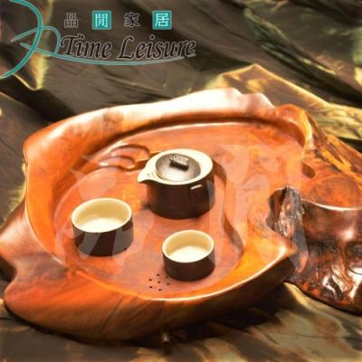 品閒 玲瓏 黑陶戶外旅行輕便茶具4件組(磨砂黑)