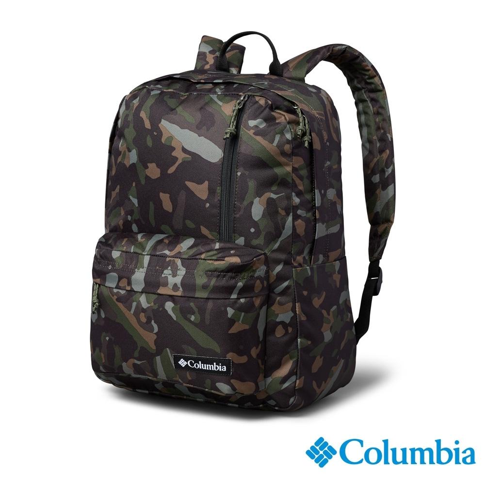Columbia 哥倫比亞 中性-防潑後背包-迷彩UUU00670NC
