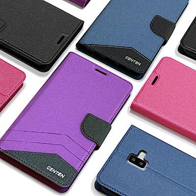 GENTEN  for Samsung Galaxy J6   英倫典藏支架皮套