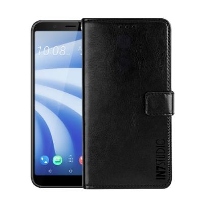 IN7 瘋馬紋 HTC U12 life (6吋) 錢包式 磁扣側掀PU皮套 手機皮套保護殼