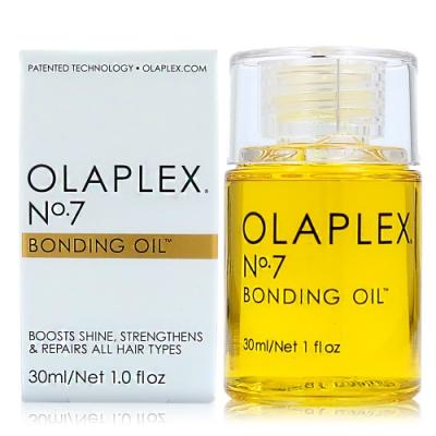 歐啦7號 HAIR PERFECTOR NO.7 BONDING OIL 頂級沙龍 結構還原油 30ML(公司貨)