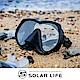 AROPEC 輕量霧面無框單面鏡 Basalt玄武岩(可收納於BC口袋) .浮潛面鏡蛙鏡 product thumbnail 1