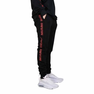 NBA Style WOVEN PANTS 棉質 休閒長褲 熱火隊