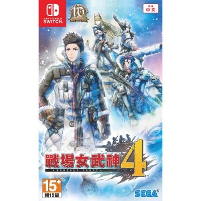 NS 戰場女武神4 (中文版)