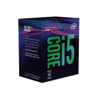 Intel 第八代 Core i5-8500 六核心處理器《代理商貨》