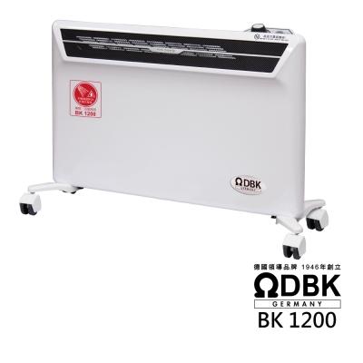 DBK對流式電暖器(房間/浴室兩用) BK 1200