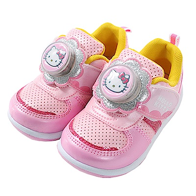 Hello kitty閃燈運動鞋 sk0658 魔法Baby